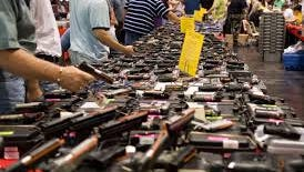 The Ruidoso Noon Lions Club Gun and Collectible show runs from 9 a.m. to 6 p.m. Saturday and 9 a.m. to 6 p.m. Sunday. Admission is $5 for adults and kids get in free when accompanied by an adult. A two day pass is $8.