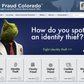 Colo. Attorney General's Office launches anti-fraud site