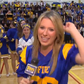 Friday football pep rally at Fife High School