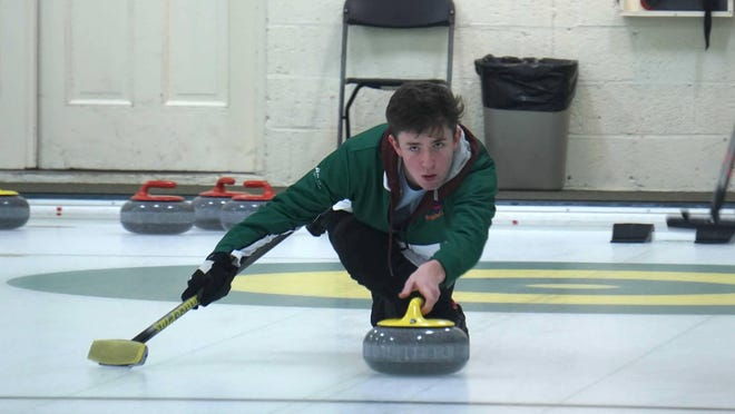 """The people who want to achieve at the highest level are always looking for people with the same level of commitment, and Marius has been able to rise to the level of commitment of whomever he's had the chance to play with,"" said Eric Clawson, one of Marius Kleinas' regular curling coaches."