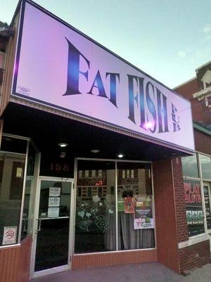 Fat Fish Pub, 158 N. Broad St.