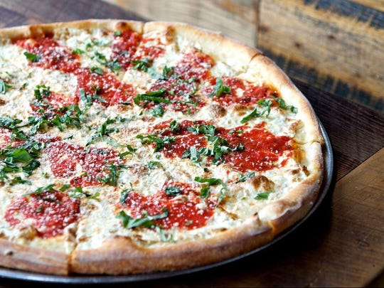 Pizza from Five Points