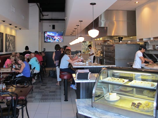 A second location for Palumbo's Pizzeria recently opened