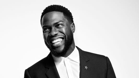 No surprise Kevin Hart killed the author photo.