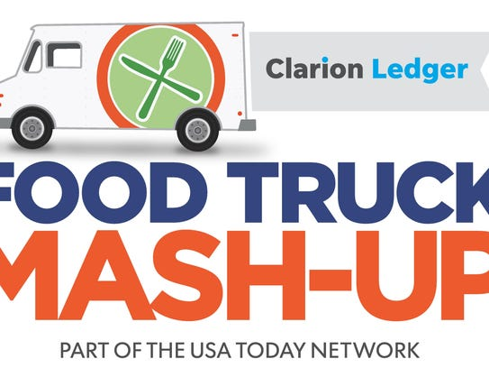 Clarion Ledger's first-ever Food Truck Mash-Up will