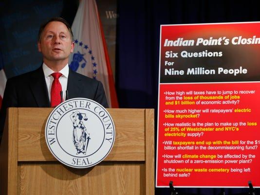 Robert Astorino Indian Point