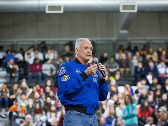 Danny Olivas, NASA Astronaut who is originally from