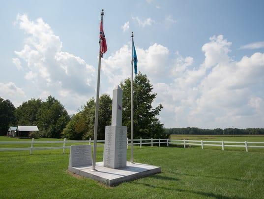 News: Confederate monument