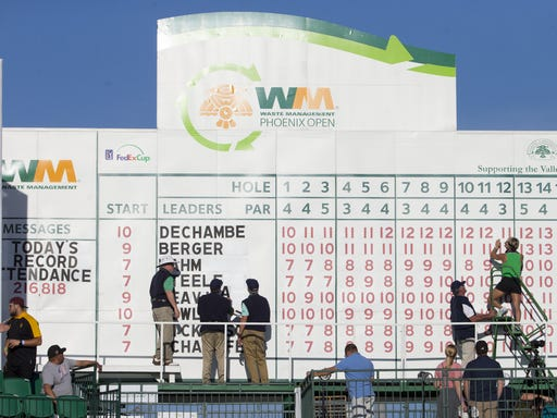 Free and discount Waste Management Phoenix Open tickets