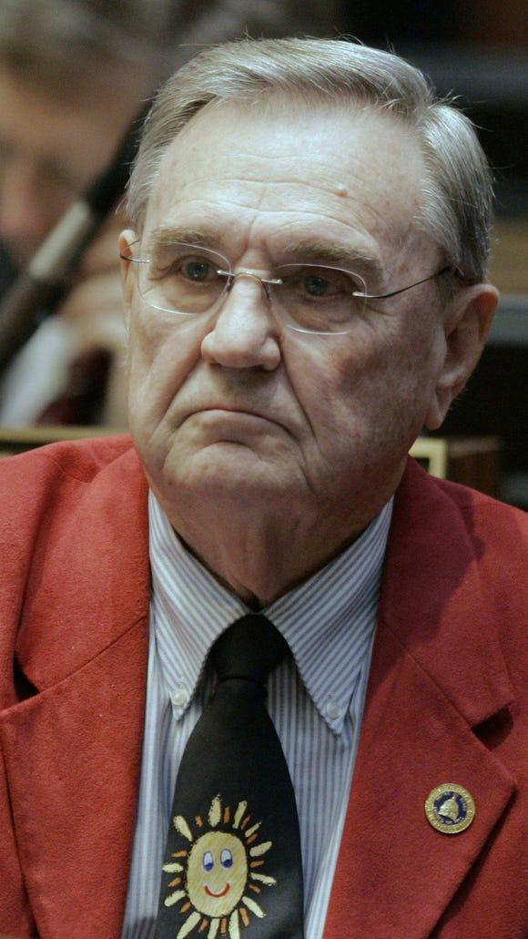 State Rep. Tom Burch