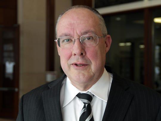 Larry Morris, author
