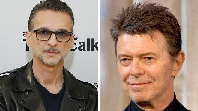 Depeche Mode frontman Dave Gahan remembers his friend David Bowie.