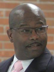 County Legislator James Sheppard