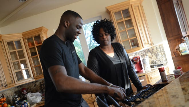 Draymond Green said empowering women, like his mom Mary Babers-Green, is essential to building stronger families.