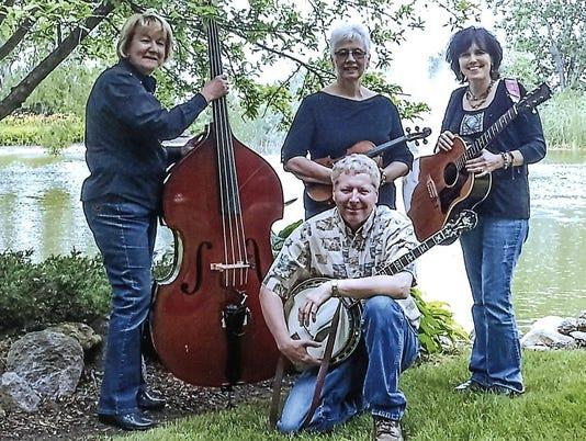 KR Bluegrass Band