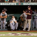 Mississippi State's season ended Saturday night in a 6-5 loss to Arizona at Dudy Noble Field.