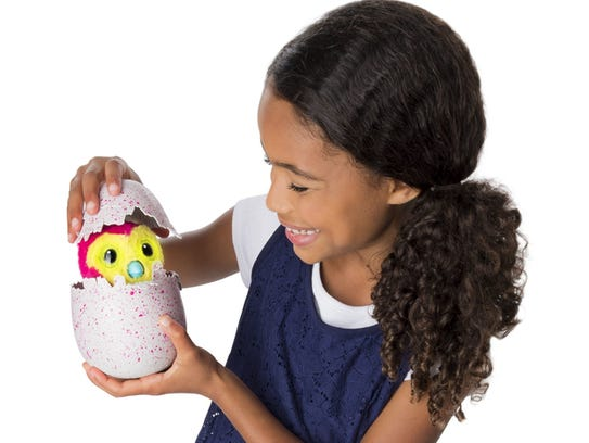Hatchimals, the toy egg that hatches a host of  creatures,