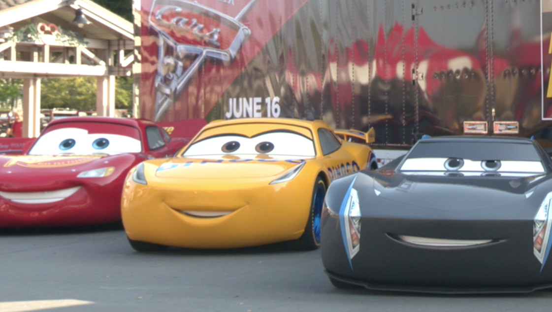 Free 39 Cars 3 39 Event Is May 19 20 At Charlotte Motor Speedway