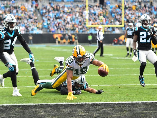 Packers wide receiver Randall Cobb will see more targets