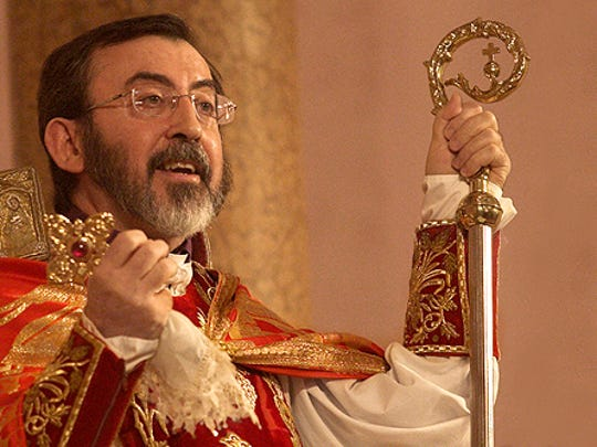 Easter Service, St. Vartan Armenian Cathedral