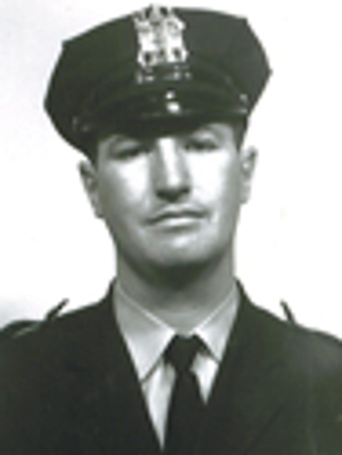 Patrolman John Gleason
