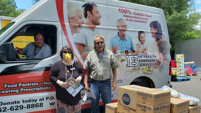 Interfaith Emergency Services is among the local nonprofits that could use volunteer help.