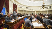 I'm horribly amazed that the Vermont Legislature passed the marijuana legalization bill.