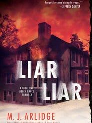 'Liar Liar' by M.J. Arlidge