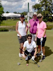 Lively Orthodontics Team, Hole In One Sponsor – Kyle