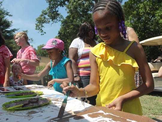 Dickerson Park Zoo will have hands-on activities during Art Gone Wild on Saturday.