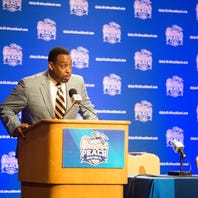 Peach Bowl Defensive Press Conference