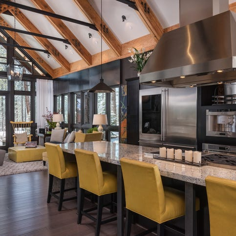 HGTV Dream Home for sale for $2.5M at Tahoe