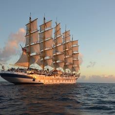 Deal watch: Star Clippers promotion brings on-board credits, free gratuities