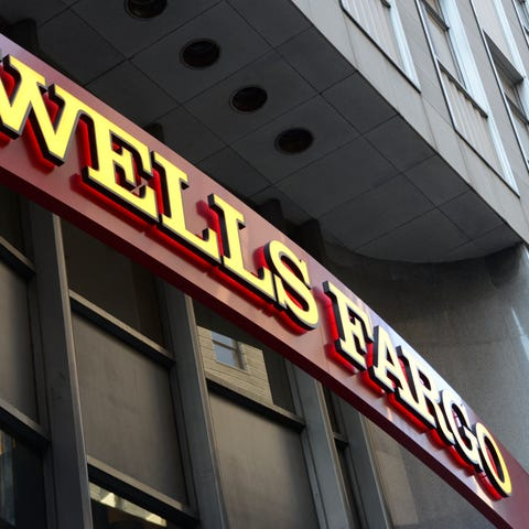 File photo taken in 2013 shows a Wells Fargo Bank...