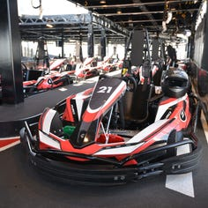 Norwegian Cruise Line adds all-you-can-ride passes for go-carts on Norwegian Bliss
