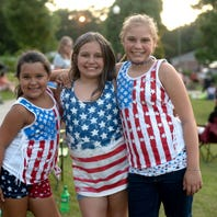 Pickens celebrates Fourth of July