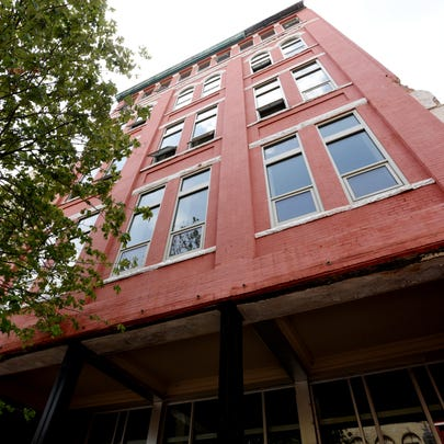 The historic brick building located at 711 Milam St.