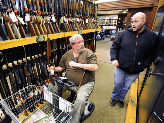 Guns-Retail Holdouts
