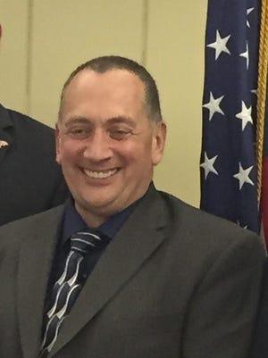 A file photo of former Clarkstown Det. Sgt. Stephen Cole-Hatchard.