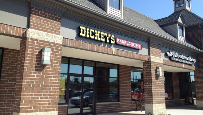 Dickey's Barbecue Pit in Darboy (Buchanan) closed in late October.