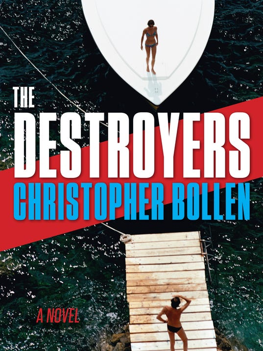 'The Destroyers': Christopher Bollen's Stylish Thriller Delves Into Love, Loss And Male Friendship