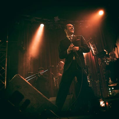 Steve Perry has been Cherry Poppin' Daddies' frontman