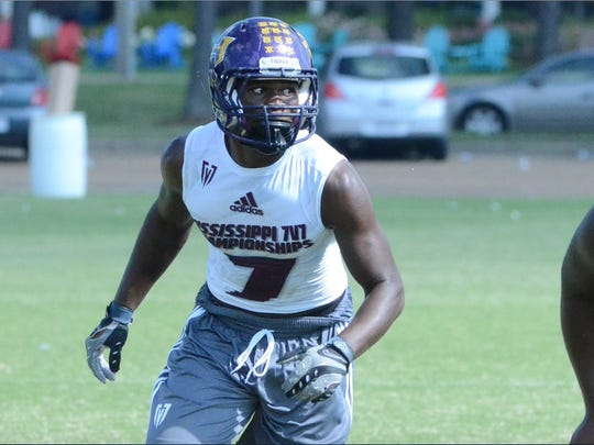Hattiesburg four-star running back Fabian Franklin is the top 2018 prospect in the state, according to the 247Sports Composite rankings.