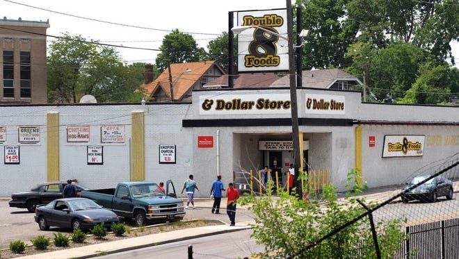 The Double 8 grocery chain closed its four stores — including one near Central Avenue and 32nd Street in Indianapolis — in July of 2015.