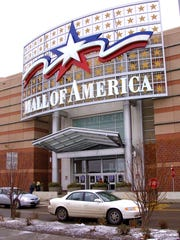 More than 40 million people visit Mall of America each year.