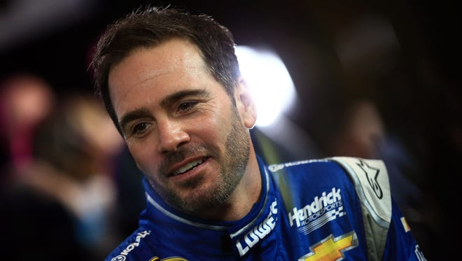 Jimmie Johnson, who missed last year's Chase finale, said during media day: 'We need to make better decisions and get to those first, get to those little pockets of speed.'