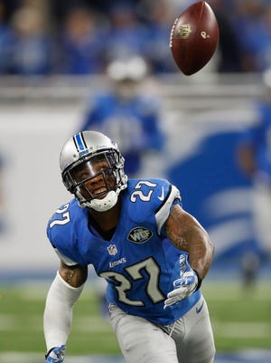 Lions safety Glover Quin.