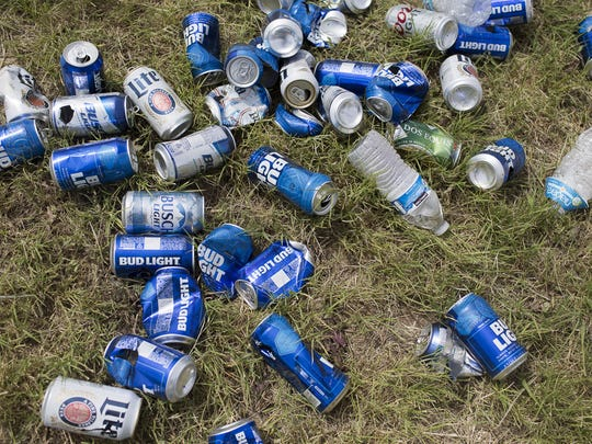 The University of Delaware named the No. 1 Party School in the country by the Princeton Review, but public drinking and parties can cause tension in Newark.