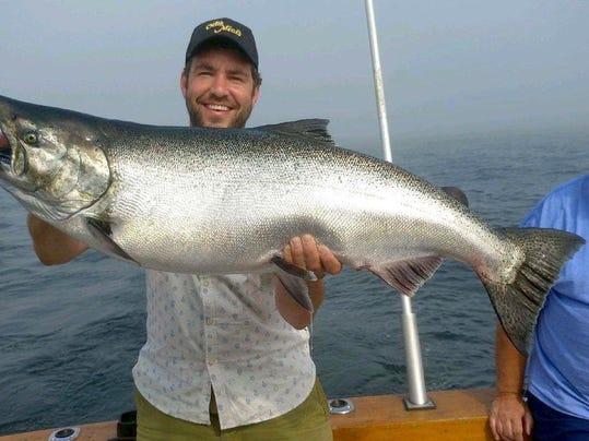 K D Salmon Tournament 35th K/D Salmon Tourna...