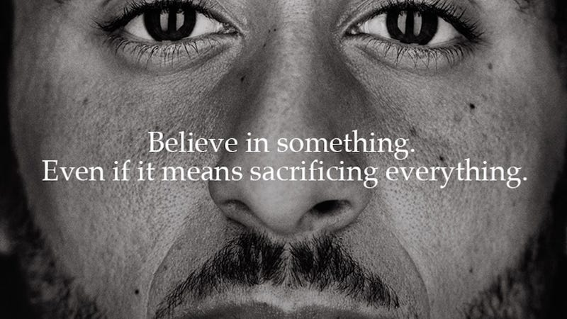 Nike Knows Its Market And The Colin Kaepernick Ad Is Smart Business